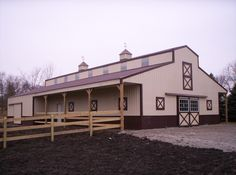 Horse Barns, Horses, Post Frame Building, Pole Buildings, Dream Barn, Colorado, Sweet Home, Shed, Construction