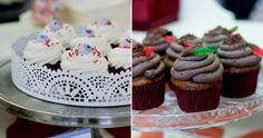 I cupcake di Halloween con decorazioni spaventose e divertenti