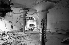 Großes Schauspielhaus Berlin by Ryuji Miyamoto from the Digital Collection of the Städel Museum Schauspielhaus Berlin, Hans Poelzig, Kowloon Walled City, Städel Museum, Dance Of Death, Before The Fall, Architectural Photographers, Gelatin Silver Print, Urban Decay