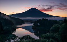 Dawn of late summer by Hidetoshi Kikuchi on 500px
