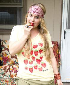 NEW! Forever Organic T-Shirt  #liviniseasy @Soul Flower