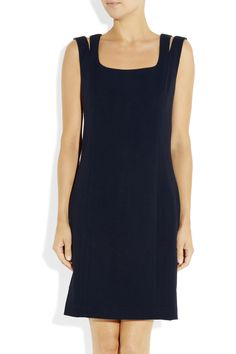 12 Days of Holiday Dresses - Michael by Michael Kors Cutout Crepe Dress