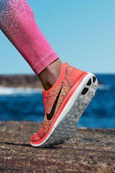 Nike Citrus Flyknits