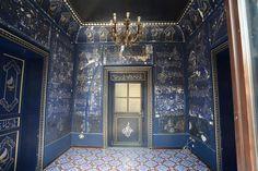 La camera blu - Palermo