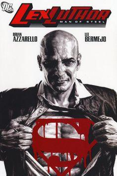 Lex Luthor comics | LEX LUTHOR: MAN OF STEEL | DC Comics