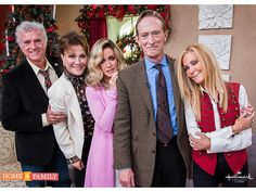 PHOTOS: Check Out the Knots Landing Reunion on Home