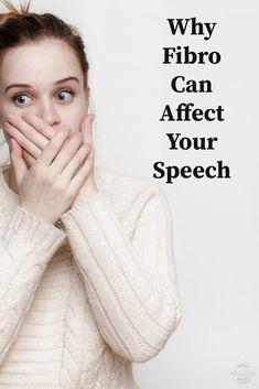 Why Fibro Can Affect Your Speech Fibromyalgia Flare, Fibromyalgia Syndrome, Chronic Fatigue Syndrome, Endometriosis, Chronic Illness, Fibromyalgia Disability, Chronic Pain, Crps, Invisible Illness