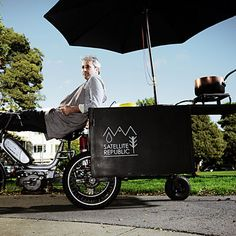 5 amazing food carts! The food cart revolution just keeps on going—and getting wonderfully wackier. The newest spin: vehicles designed to serve a single perfect food (SUNSET Magazine)
