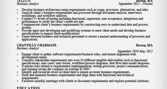 Resume Examples Business Analyst Business Resume, Business Analyst, Resume Cv, Sample Resume, High School Resume Template, Executive Resume Template, Resume Templates, Business Architecture, Resume Format