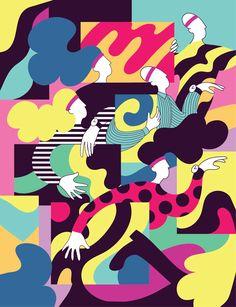 Ознакомьтесь с моим проектом @Behance: «Illustrations for «Design from A to Z» book» https://www.behance.net/gallery/54520499/Illustrations-for-Design-from-A-to-Z-book