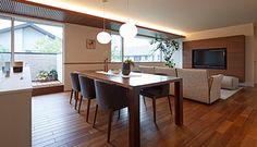 シンプルで美しい家 |一戸建て木造注文住宅の住友林業(ハウスメーカー)