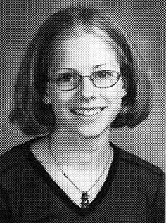 Avril Lavigne's yearbook pic -- my, how she's changed!