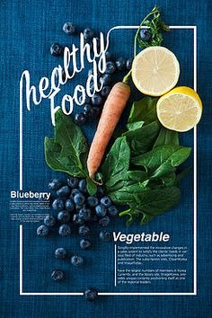 I think the script-style font that opens up and forms the border is a clever way to frame the page - it adds both structure and whimsy. Food Graphic Design, Food Menu Design, Food Poster Design, Graphic Design Posters, Graphic Design Typography, Ad Design, Graphic Design Inspiration, Branding Design, Flyer Design