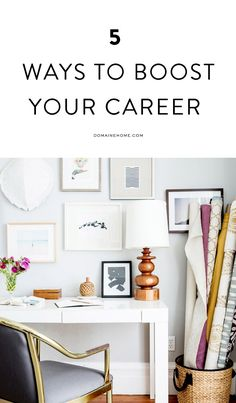 Simple and effective career advice!