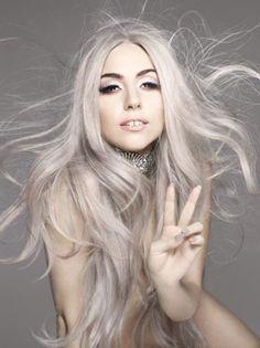 Lady Gaga in Harper's Bazar