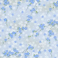 Tiny blue and white blossoms Scrapbook Paper, Scrapbooking, Paper Place, Japanese Paper, Printable Paper, Paper Decorations, Pattern Paper, Paper Patterns, Paper Background