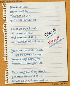 bff saying images | BFF quotes - Divya And Trisha (BFF) Photo (35731506) - Fanpop fanclubs