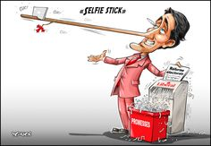 Ygreck (2017-02-02) Canada: Justin Trudeau Liberal Memes, Political Memes, Caricatures, Selfies, Canada Memes, The Twits, Cognitive Dissonance, O Canada, Justin Trudeau