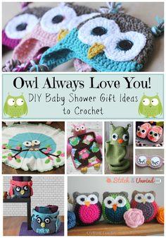 Crochet Owl Patterns
