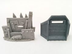 Junk Barricades and Orc Flakvierling Review