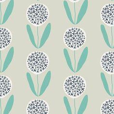 Candied Lollies - Mint von Stoffsalon auf DaWanda.com