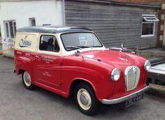 Classic car, van and pickup forum Small Trucks, Cool Trucks, Big Trucks, Classic Cars British, Classic Trucks, British Car, Vintage Vans, Vintage Trucks, Austin Cars
