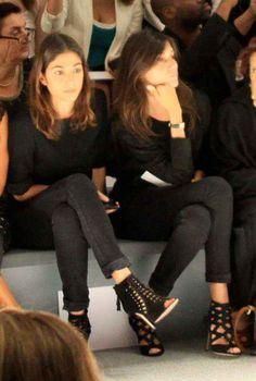 Meet Emmanuelle Alt's 'Mini Me's' - Fashionista