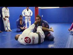 When you're in guard, you have many attack options that you can use. You usually work to control your opponent's posture, which sets up lots of great attacks. Martial Arts Workout, Boxing Workout, Jiu Jitsu Videos, Jiu Jitsu Techniques, Mma Gear, Ju Jitsu, Hapkido, Brazilian Jiu Jitsu, Mixed Martial Arts