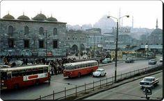 Eminönü 1974 Foto: Akira Gotou