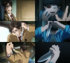 Tokyo Ghoul /Parasyte - Google Search