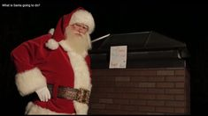Masters Services Santa Advertising video about getiing your fireplace and chimney inspected, swept, and chimney capped. Chimney Cap, Chimney Sweep, Video Advertising, Masters, Fur Coat, Santa, Jackets, Fashion, Master's Degree