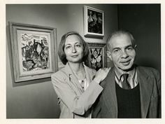 Herb and Dorothy Vogel – Style Icons Indianapolis Museum, National Gallery Of Art, Colorful Paintings, Small Art, New Shows, New Artists, The Collector, The Guardian, Art World
