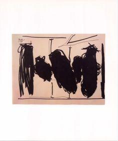 Robert Motherwell  Elegy Study #art #contemporaryart
