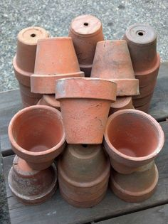 How to Repair Clay Pots