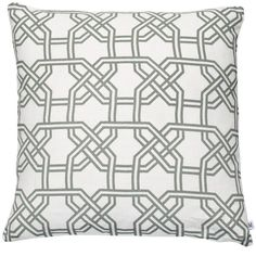 Nina Kullberg - Paris London Fog Cushion (5.250 RUB) ❤ liked on Polyvore featuring home, home decor, throw pillows, paris home decor, paris throw pillows, parisian home decor, patterned throw pillows and feather pillow inserts