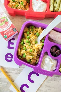 I'm sharing a weeks worth of 5 Bento Box School Lunches to pack for your kids lunches that my Preschool age twins both like! Baked Camembert Bread, Easy Pepperoni Rolls, Snap Pea Crisps, Bread Pudding With Croissants, Croissant Bread, Alphabet Pasta, Pasta With Peas, Spinach Tortellini, Chewy Granola Bars