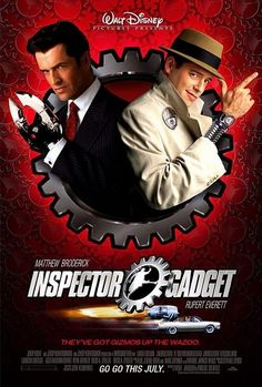 Inspector Gadget (1999) / 12 Awful '90s Movies Based On TV Shows