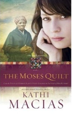 The Moses Quilt by Kathi Macias bridges racial and generational divides. With a realistic and compassionate look into a 21st century dilemma, multiple award-winning author Kathi Macias introduces readers to a confused and apprehensive young woman, Mazie Hartford. Facing major decisions about the love of her life and her future, she must also wrestle with a nagging question about her family's past. She finds the answer to her questions in a most unexpected way her greatgrandmother's Moses…