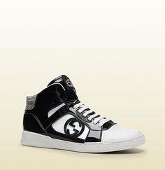hi-top interlocking G sneaker