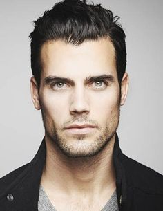 Thomas Beaudoin - obviously just his regular passport photo