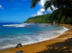 I met a baseball player from Samoa he was a wonderful guy. Would like to go and see his beautiful islands, and also see the Bahia's there. Beautiful Beach Pictures, Beach Photos, Most Beautiful Beaches, Beautiful Places, Beautiful Scenery, Amazing Places, I Love The Beach, All I Ever Wanted, Beaches In The World