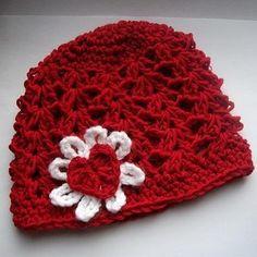 Crocheting: Little Sweetheart Beanie