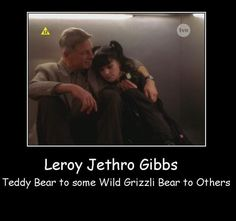 Leroy Jethro Gibbs by ~Andarion on deviantART. Gibbs comforts Abby as she fears for her life in the Season 3 Episode Bloodbath. Gibbs Ncis, Ncis Gibbs Rules, Leroy Jethro Gibbs, Best Tv Shows, Favorite Tv Shows, Ziva And Tony, Detective, Ncis Cast, Ncis New