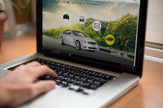 I have made new webpage for my customer Voldene Bil Web Design, Design Web, Website Designs, Site Design