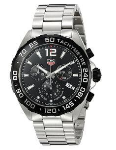 628c654f9f3 Tag Heuer Formula 1 Men s Steel Chronograph Watch CAZ1010.BA0842  TagHeur   Watch