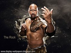 wwe layouts for facebook | Rock is a very famous WWE Wrestler and Hollywood Actor. Download WWE ...