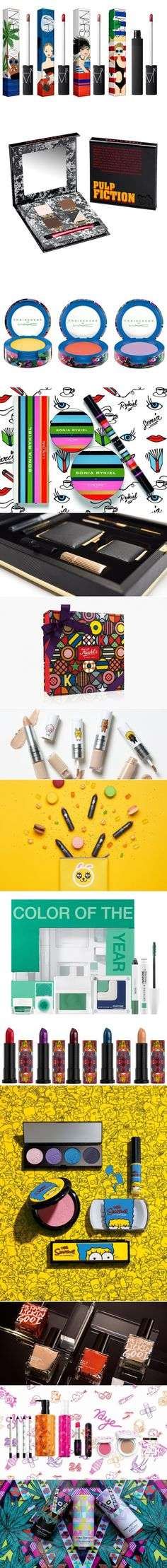 20 Beauty Collaborations We Love — The Dieline - Branding & Packaging Design... - a grouped images picture - Pin Them All