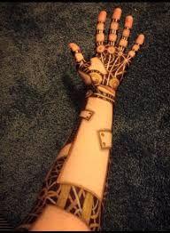 robot arm tattoo - Google Search