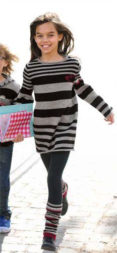 Bergere de France Dress   Legwarmers Knitting Pattern becf273c1a10