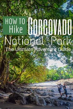 Corcovado National Park: Trust me, you'll need a guide for this off-the-beaten-path destination!